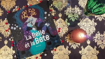 La Belle et la Bête - David Sala - Les mots d'Arva