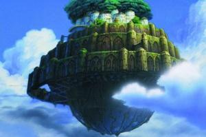 Le chateau dans le Ciel - Hayao Miyazaki