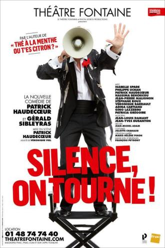 silence on tourne théâtre fontaine