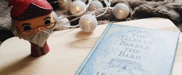 the tales of beedle the bard les contes de beedle le barde JK Rowling