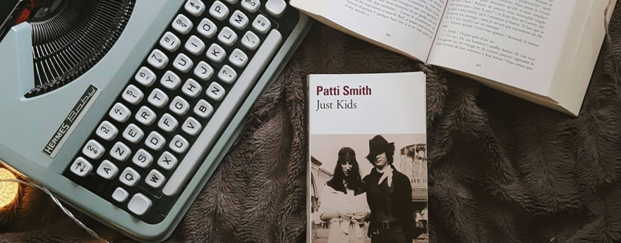just kids patti smith foli les mots d'arva
