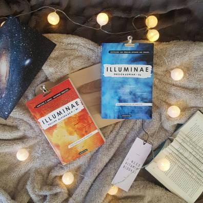 saga illuminae - les mots d'arva