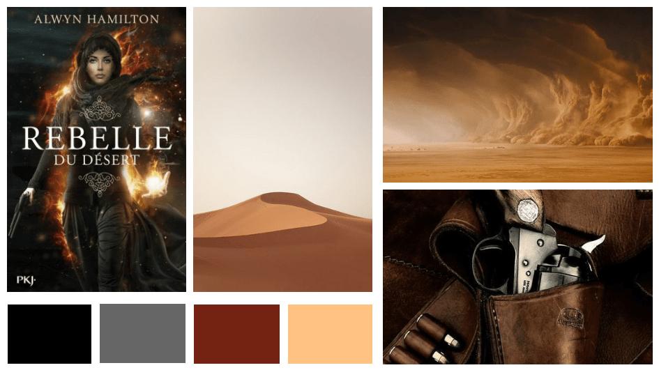 rebelle du désert les mots d'arva