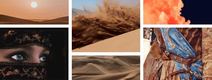 rebelle du désert t3 - les mots d'Arva